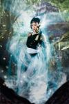 Soi Fon Blazing by ChristopherFowler