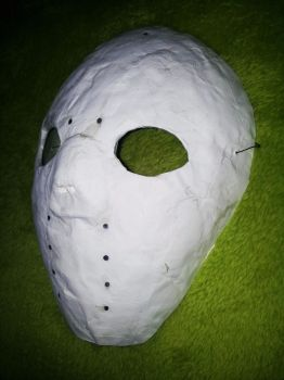 Jason Mask by MustageIce