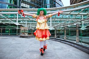 Ranka Takes Center Stage by Foxseye
