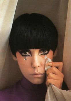 Peggy Moffit in Purple by Across-the-Mersey
