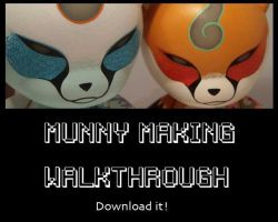 Munny Making Walkthrough by konako