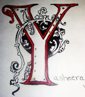 My name: Art Project by VerseaPetrova