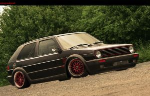 Ratlook Golf mk2 by octagonalpaul