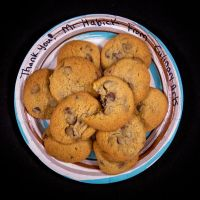 Cookie Plate by CHabio