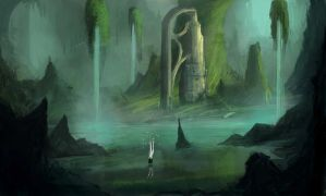 The Pilgrimage by Concept-Cube