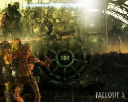Fallout 3 The Evil Outside by Birdie94jb