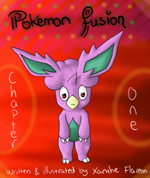 Pokemon Fusion Chapter 1 Cover by GoldFlareon