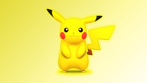 Pikachu Wallpaper by Glench