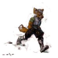 Fox McCleod Sketch by wahay