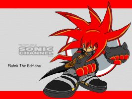 Sonic Channel Flaink by FlainkTEX