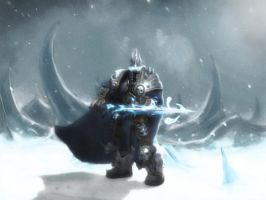 The Lich King by Heavenslight180