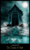 The Temple of Night by adasko007
