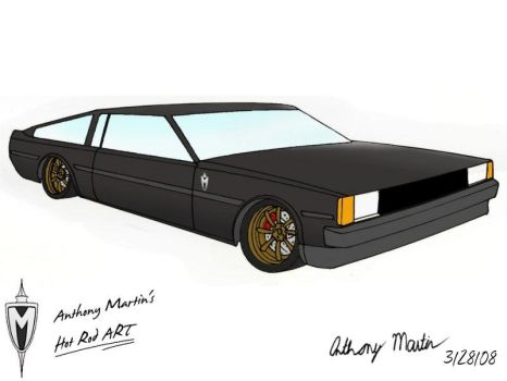 '81 Toyota Corolla by MartinDesign127