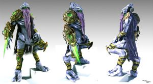 Zeratul by Stepfruit