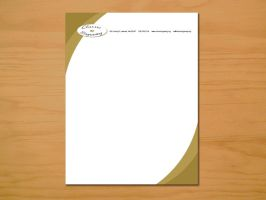 Letterhead by dizzyflower28