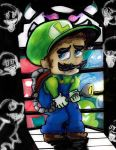 Why'a so scared Luigi? by Rockerchick22
