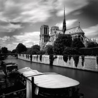 Notre Dame by marcopolo17