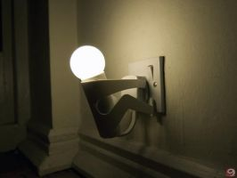 lamp by steelonetr