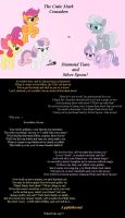 Epic Rap Battles of Ponyville 5 by T-Brony