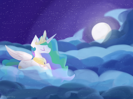 Good night  by Laps-sp