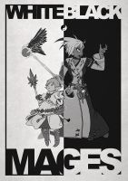 The Mages by Mokhan
