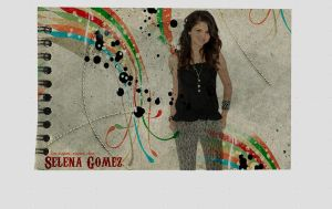 Selena Gomez wallpaper by XxXLolliiPopXxX