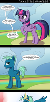 My LIttle Princess by DeusExEquus