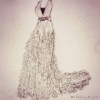 Another dress design by Stlbluesgirl101
