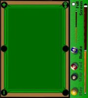 Pool Table by hipchick