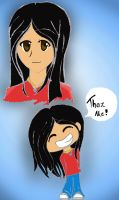 ME, CHAMIE by HAPPLES-XD