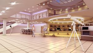 Shop project 1 by Ultrarender