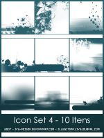 Icon Set 4 by ivy-poison