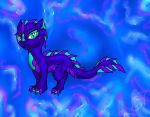 Light Riders: Water Element: Flash Flood by DayDreamingDragon220