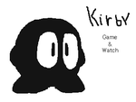 Game and Watch Kirby by GSVProductions