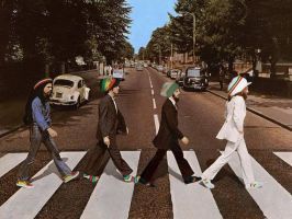 Abbey Rasta Road by elfiodor
