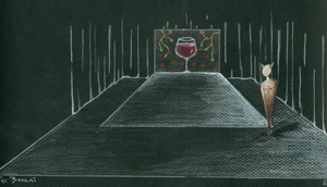 The Baccai, Set Design by Horripilation