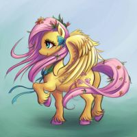 Flutter Wing by NinjaHam