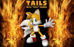 Miles Tails Prower - Wallpaper by Knuxy7789