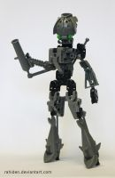 Bionicle MOC: Sharkboot by Rahiden