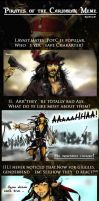 Pirates of the Caribbean Meme by KomyFly