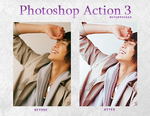 Photoshop Action 3 by MyCuppyCake