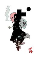 HELLBOY_AND_THE_DEAD by eventsandbangREVIEW