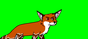 A REAL FOX!!! by Alden-the-Fox