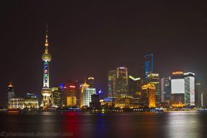View from The Bund by phantastes