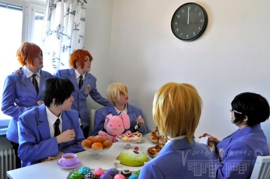 Ouran High School Host Club - It's Time by VersusMemories
