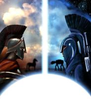 FROM TROY TO STAR WARS by dywa