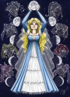 Contest: Bride of the Moon by sailorangel