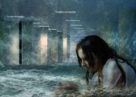Submersion by amethystmstock