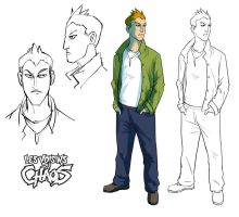 Chara design research 08 by Tohad