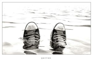Walk in Water by garvan